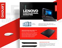 Lenovo / email marketing
