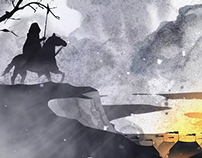 NBC's Dracula (Rising) - Ep. 1 - Animated Webisode