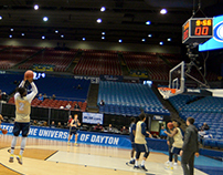 UC Davis NCAA March Madness Tourny Practice. 2017.