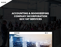 Accounting Layout  UI UX Design
