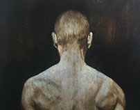 Posture 04 (oil canvas)