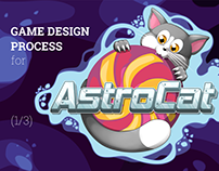 AstroCat: Game Design Process (the GDD)