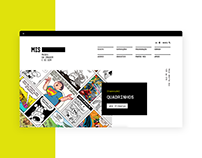 UI/UX Design — Museu da Imagem e do Som