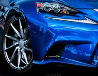Lexus personal ad trial