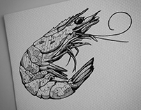 Tattoo design : Aquatic - Part I