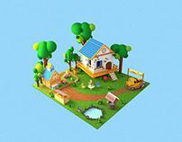3D Rendering (Test)