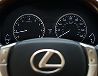 A couple of Lexus details