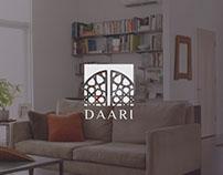 شعار داري - Daari logo