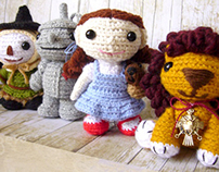 Amigurumi -Return to Oz