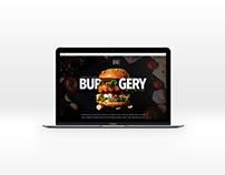 BurgeBarro   Onepage Design