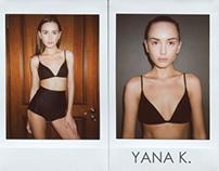 Yana Kenzo. Snapshots.