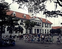 Old Town at Jakarta City