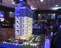 Nigeria Residential Project- TEAM-E Scale Model