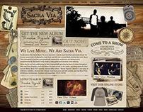 Sacra Via Website