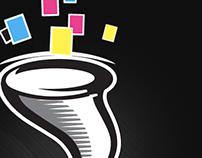 Tornado Printing | Identity & Web Design