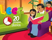 """Aportación a la campaña """"A leer se ha dicho!!"""" Campeche"""