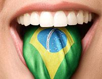 Tongue Flags // Yeski Ad