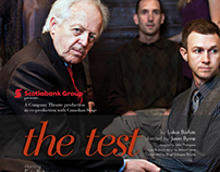 The Company Theatre:  The Test