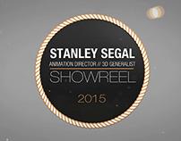 Stanley Segal Showreel 2015