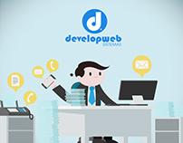 Developweb - Vídeo Instrucional