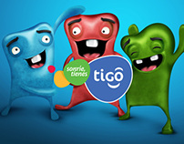 Tigo Doodles //