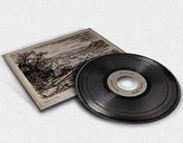 """Sacra Via """"Smoke Signals"""" Album Artwork"""