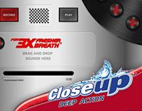 CloseUp iPad Audio Mixer app