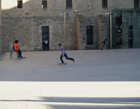 Bcn skateboarders