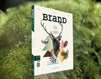 "BranD Magazine ""OrganicISM"" Issue"