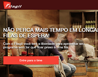 Filagil App Website