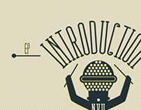 INTRODUCTION EP/THREE STEPS MUSIC LOGO