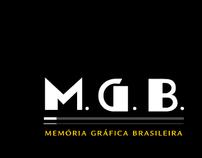 Memória Gráfica Brasileira
