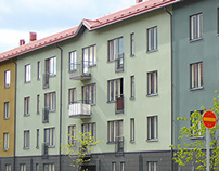 Backas Herrgårdsfors, Pakkalan Kartanonkoski