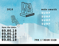 2018 Wake Awards Art Direction