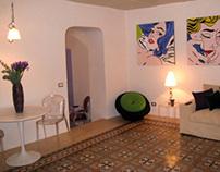 Monserrato (Rome)          Artistic little space