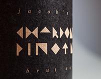 Champagne's label