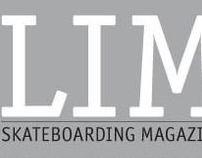 Redesign of the magazine LIMITED
