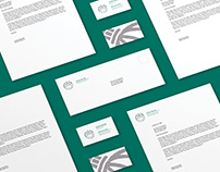 Stationery Systems: Breakfast Branding