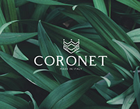Coronet - Rebrand