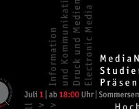 Poster Concept - Media Night