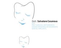 Logo per un dentista