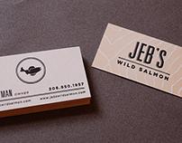 Jebs Wild Salmon