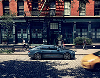 AUDI A7 Campaign NYC
