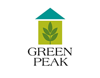 Green Peak logo