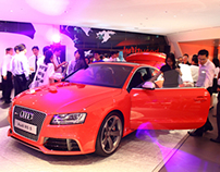 Audi RS5 Launch | Photo