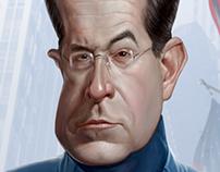 Stephen Colbert's America's Avenger