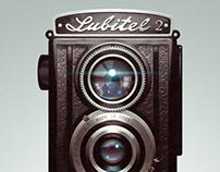 Lomo Lubitel Vintage Camera