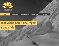 LotusGold website