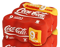 Coca-Cola & Plasticine