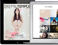 NEW DIGITAL ERA // See the XII issue online - Ipad.